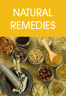 natural remedies hot topics