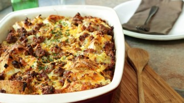 Clean Eating Recipe – Breakfast Casserole