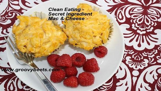 Clean Eating – Secret Ingredient Mac & Cheese Recipe