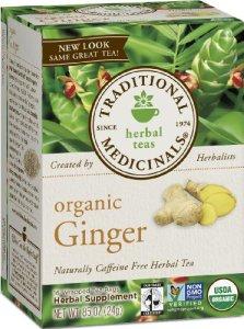 Organic-Ginger-Tea