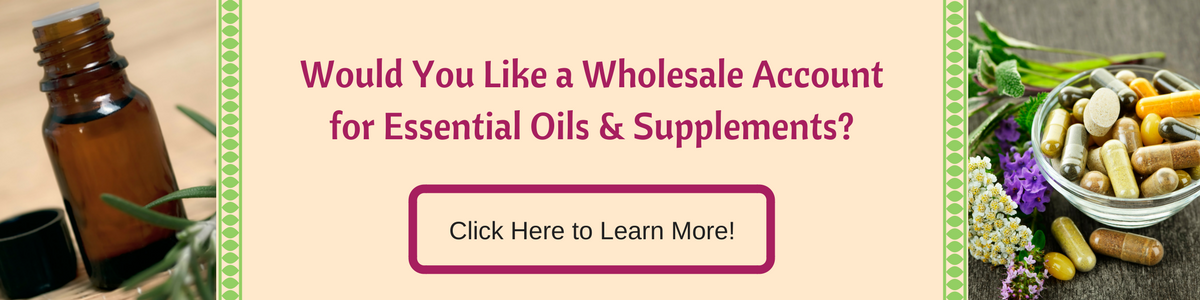 Wholesale Account - Essential Oil Supplements | GroovyBeets.com