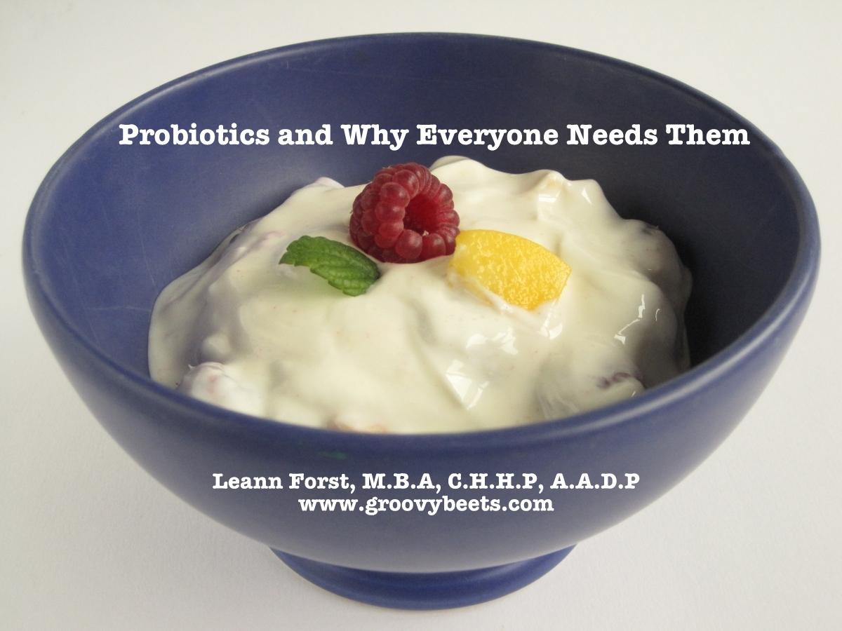 7 Reasons to Give Your Family Probiotics