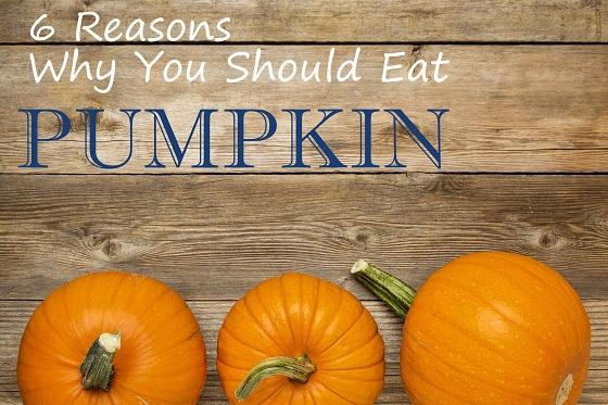 6 Reasons You Should Eat More Pumpkin