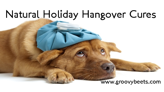 6 Natural Holiday Hangover Cures