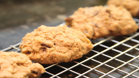 Sugar-Free Banana Oatmeal Cookie Recipe