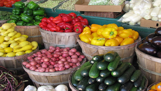 5 Tips Before Going to the Farmer's Market