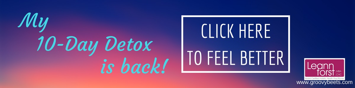 10-Day Detox | GroovyBeets.com