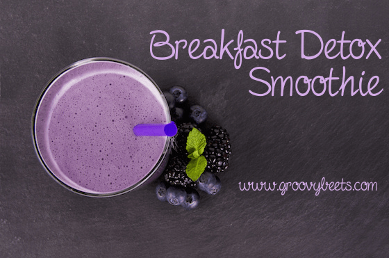 Breakfast Detox Smoothie