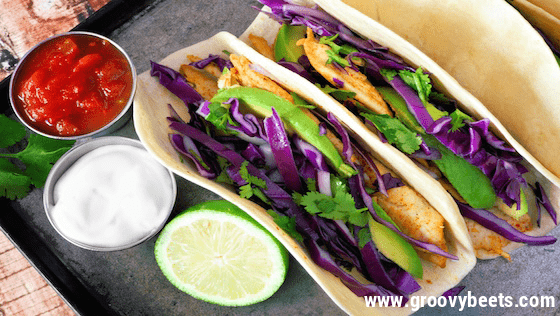 Gluten-Free Tilapia Tacos Recipe