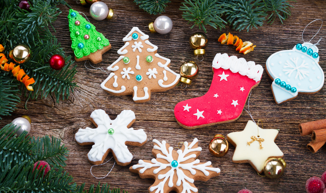 7 Healthy Christmas Cookie Recipes