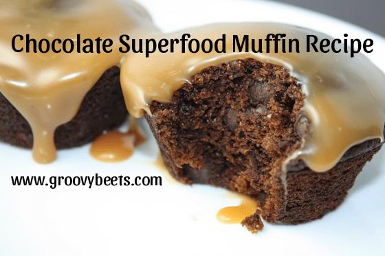 Chocolate Superfood Muffin Recipe