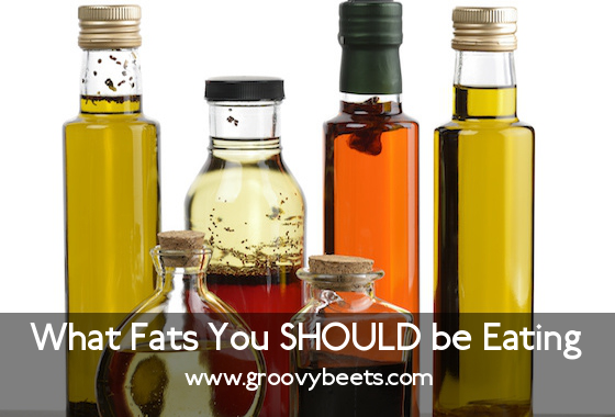 What Fats You SHOULD be Eating.