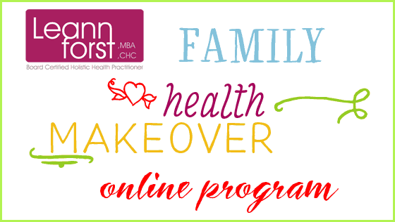 30 Day Family Health Makeover Online Program | GroovyBeets.com
