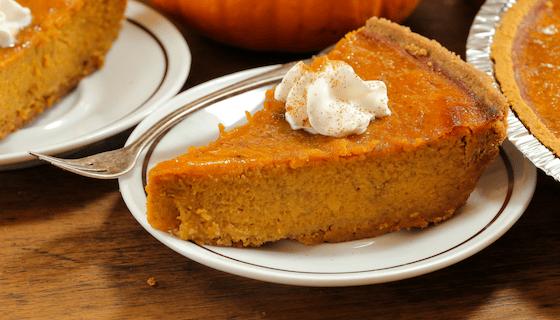 Gluten-Free Pumpkin Treats