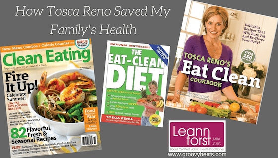 How Tosca Reno Saved My Family's Health