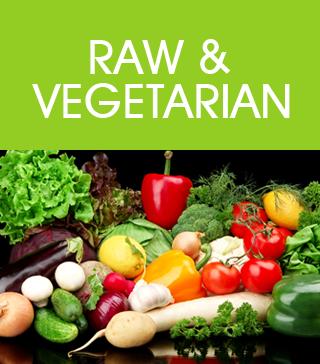raw/vegetarian recipes