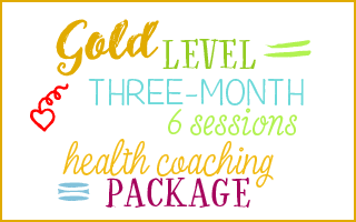 Gold Level Health Coaching Package Leann Forst