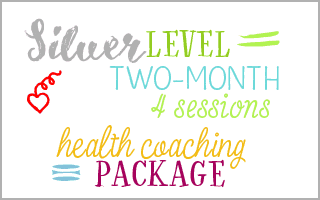 silver level health coaching package Leann Forst