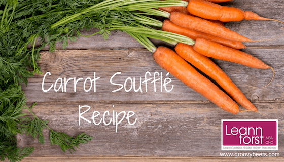 Carrot Soufflé Recipe