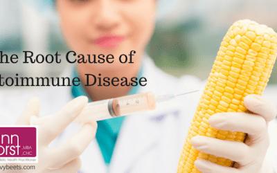 The Root Cause of Autoimmune Disease