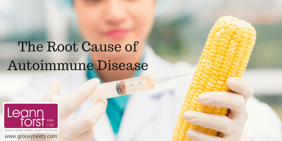 The Root Cause of Autoimmune Disease