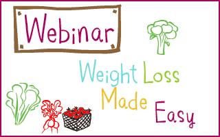 Weight Loss Made Easy Webinar