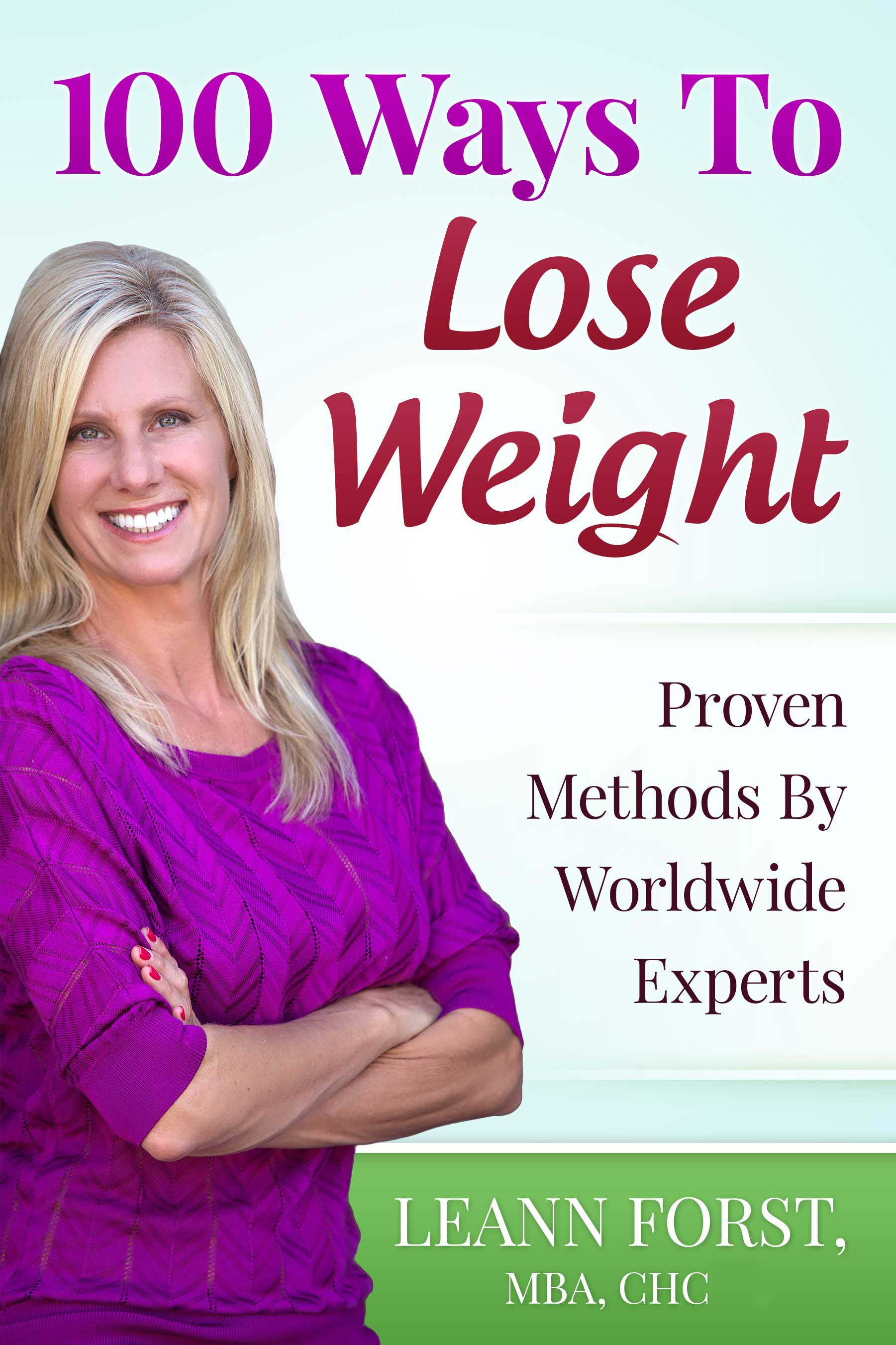100 Ways to Lose Weight Book Cover