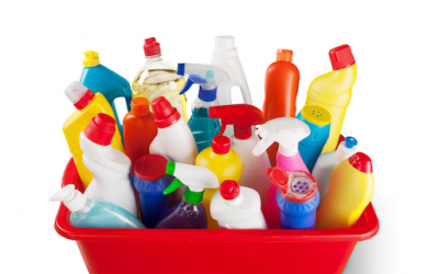Are You Using Toxic Household Cleaners?