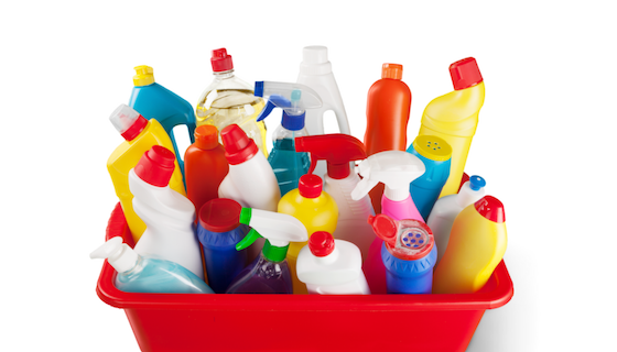 Toxic Household Cleaners | LeannForst.com