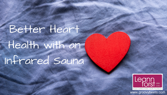 Better Heart Health with an Infrared Sauna