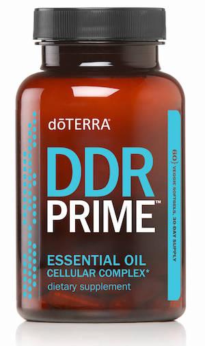 DDR Prime doTERRA | GroovyBeets.com