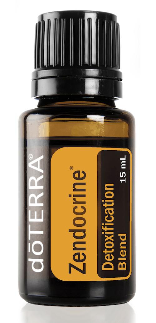 doTERRA zendocrine essential oil | GroovyBeets.com