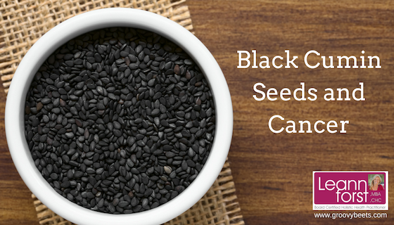 Black Cumin Seeds and Cancer