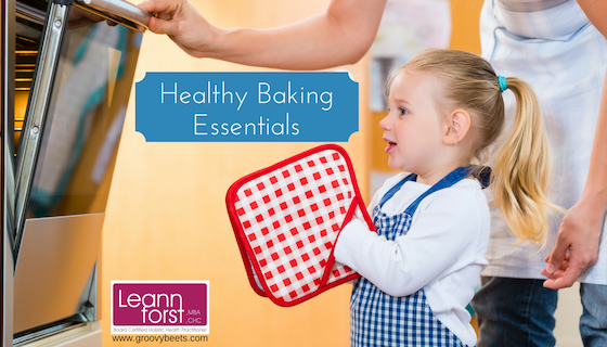 Healthy Baking Essentials