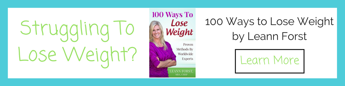 100 Ways to Lose Weight Book | GroovyBeets.com