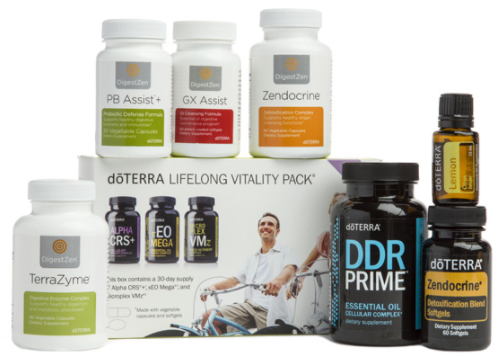 doTERRA Cleanse Restore Kit | GroovyBeets.com