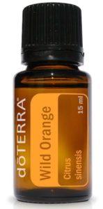 doTERRA Wild Orange Oil | GroovyBeets.com