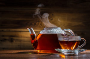 Hot tea - Cold and Flu Prevention | GroovyBeets.com