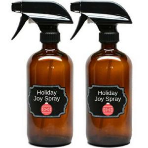 DIY Holiday Room Spray-Essential Oils   GroovyBeets.com
