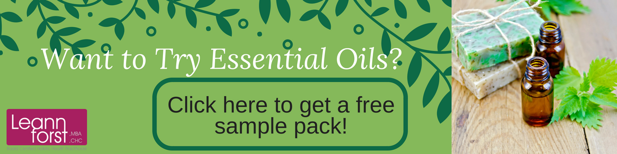 Essential Oil Free Samples | GroovyBeets.com