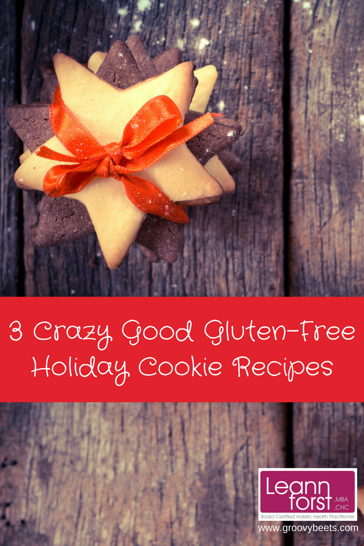 Gluten-Free Holiday Cookie Recipes | GroovyBeets.com