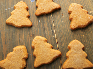 Holiday Cookie Cutouts | GroovyBeets.com