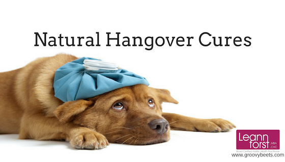 9 Natural Hangover Cures
