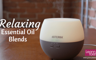 Relaxing Essential Oil Blends