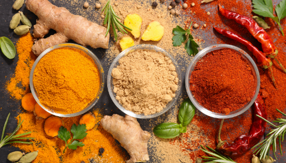 Anti-Cancer Herbs and Spices