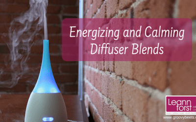 Madison's Energizing & Calming Diffuser Blends
