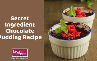 Secret Ingredient Chocolate Pudding Recipe