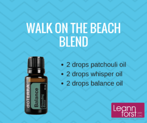 Walk on the Beach Diffuser Blend | GroovyBeets.com
