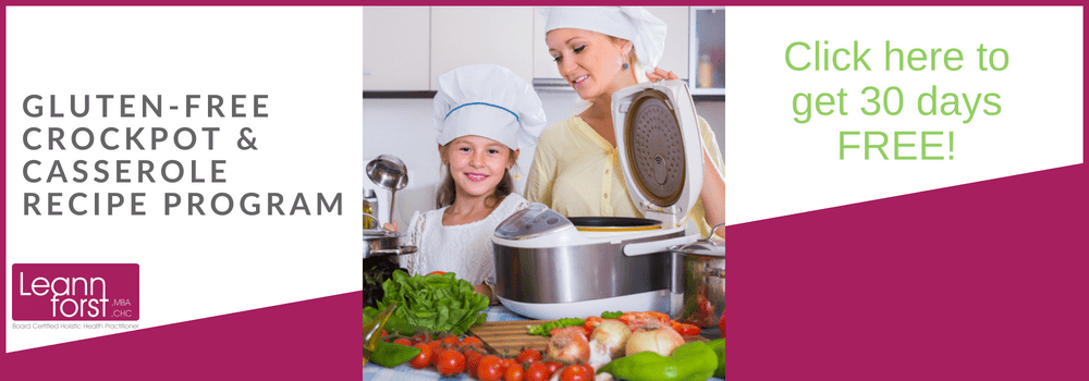 Healthy crockpot & casserole recipe program | GroovyBeets.com