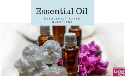 Essential Oil Frequently Asked Questions